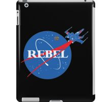 NASA Rebels Logo iPad Case/Skin
