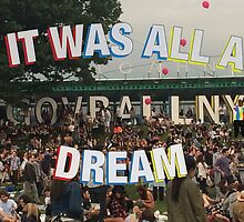 Governors Ball Dream by Connor McCann