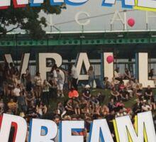 Governors Ball Dream Sticker