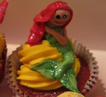 Mermaid Cake  by Ken Tregoning