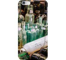 Bottles Greenwich Market iPhone Case/Skin