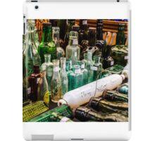 Bottles Greenwich Market iPad Case/Skin