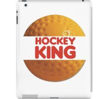Hockey King! iPad Case/Skin