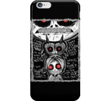 Ben Drowned CreepyPasta  iPhone Case/Skin