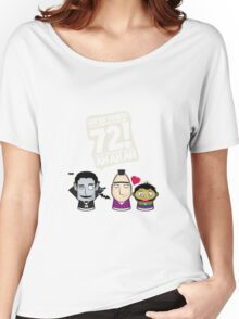Equality Street - The Real Ernie & Bert Women's Relaxed Fit T-Shirt