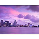 Miami city  by Kirk  Hille