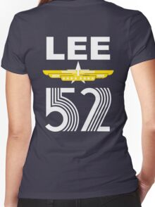 Team LEE Women's Fitted V-Neck T-Shirt