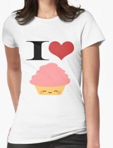 I <3 Cupcakes T-Shirt