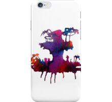 Gorillaz Plastic Beach iPhone Case/Skin
