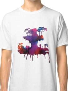 Gorillaz Plastic Beach Classic T-Shirt