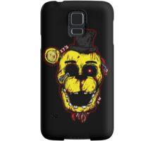 Bloody Golden Freddy FNAF Samsung Galaxy Case/Skin