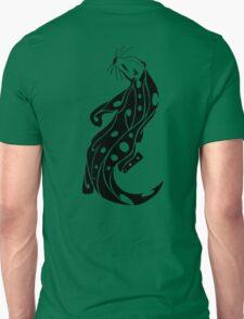 Tribal otter 2 Unisex T-Shirt