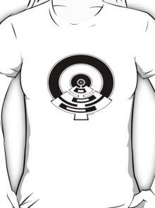 Mandala 23 Eight Ball Back In Black T-Shirt
