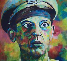 Don Knotts by John Wallie