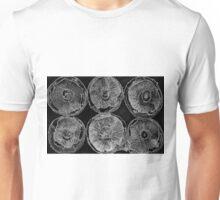 Pattern of Mushroom Caps Unisex T-Shirt