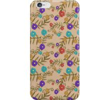 Loud Floral 01 iPhone Case/Skin