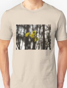 Green Spring - First Leaves in the Forest T-Shirt