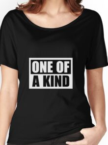 """G-Dragon """"One of a Kind"""" (Ver 2) Women's Relaxed Fit T-Shirt"""