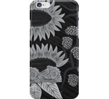 Vintage Floral Art iPhone Case/Skin