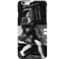 """""""HOLD THE BUS"""" iPhone Case/Skin"""