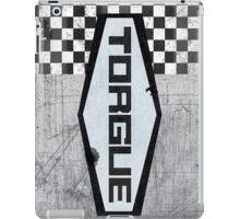 Torgue iPad Case/Skin