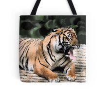 Tiggers Don't Like Honey.... Tote Bag