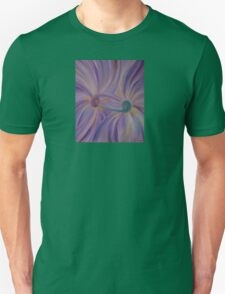 """Fine art. Abstract """"Twin flame"""". Oil painting Unisex T-Shirt"""