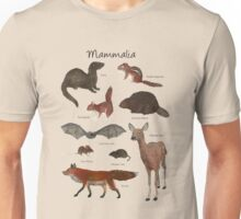 Mammalia Unisex T-Shirt