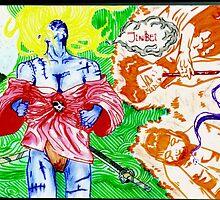 Jinbei by aizen-mugen