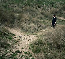 Untitled #3 (From 'Falling Feathers') by Alex Worsley