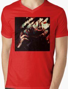 Tokyo Ghoul KAneki Ken Mens V-Neck T-Shirt