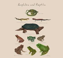 Amphibians and Reptiles Unisex T-Shirt