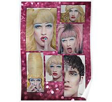 Darren Criss as Hedwig Poster