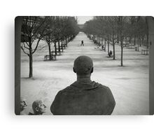 Jardin des Tuileries, Paris Metal Print