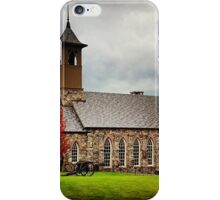 Chapel of the Ozarks at Top of the Rock! iPhone Case/Skin
