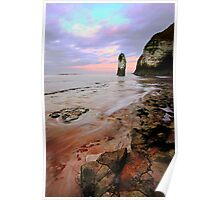 Sea Stack Poster