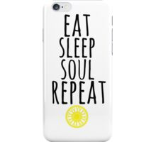 Eat Sleep Soul Cycle iPhone Case/Skin