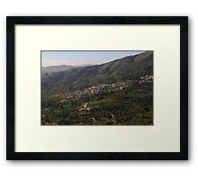 Nilgiri Hills, Resort,  Framed Print