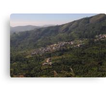Nilgiri Hills, Resort,  Canvas Print