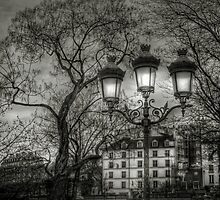Lampadaire (2) by Laurent Hunziker