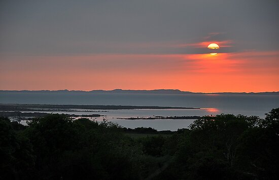 Kerry Sunset by Pat Herlihy