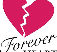 Forever In My Heart - Love One Memorial Graphic by SandpiperDesign