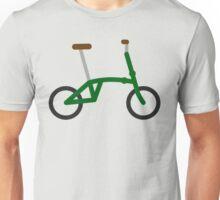 Folding bike Unisex T-Shirt