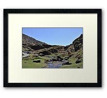 Gap of Dunloe, Kerry, Ireland Framed Print
