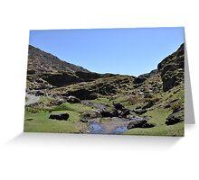 Gap of Dunloe, Kerry, Ireland Greeting Card