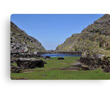 Gap of Dunloe, Kerry, Ireland 2 Canvas Print