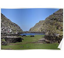 Gap of Dunloe, Kerry, Ireland 2 Poster