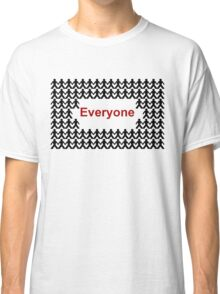 EVERYONE from Elementary Classic T-Shirt