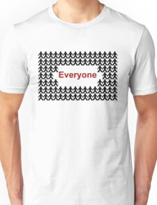 EVERYONE from Elementary Unisex T-Shirt