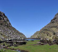Gap of Dunloe, Kerry, Ireland 3 by Pat Herlihy